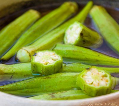 Okra Nutrition Facts: Surprise, its a Super Veggie!