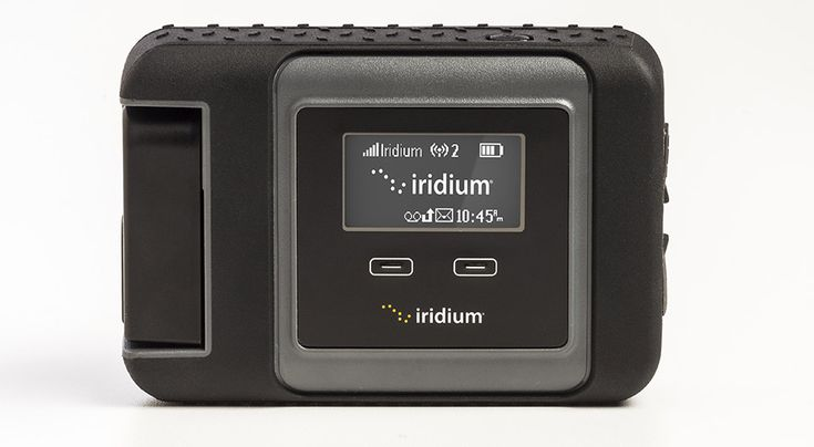 Iridium Go – Satellite Powered Internet Anywhere Iridium – the folks behind the Iridum 9500, the world's first satellite phone – are once more leading the technological charge with the introduction of Iridium GO! Powered by the world's largest satellite network, the portable gadget is basically your own personal global communications hub. This makes it possible for you to turn any device – be it a smartphone, laptop, or tablet – into a satellite device.  ]