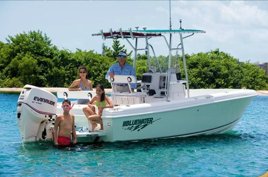 20 best images about blue water boats on pinterest to be for Best boat for fishing and family