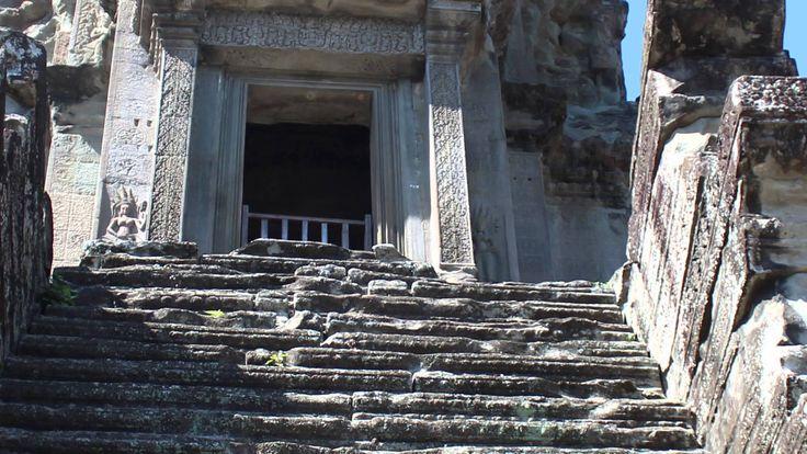 Ангкор Ват камера садилась
