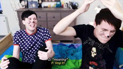 dan was so happy in this video and outgoing it made me want to be alive inside for 7 minutes
