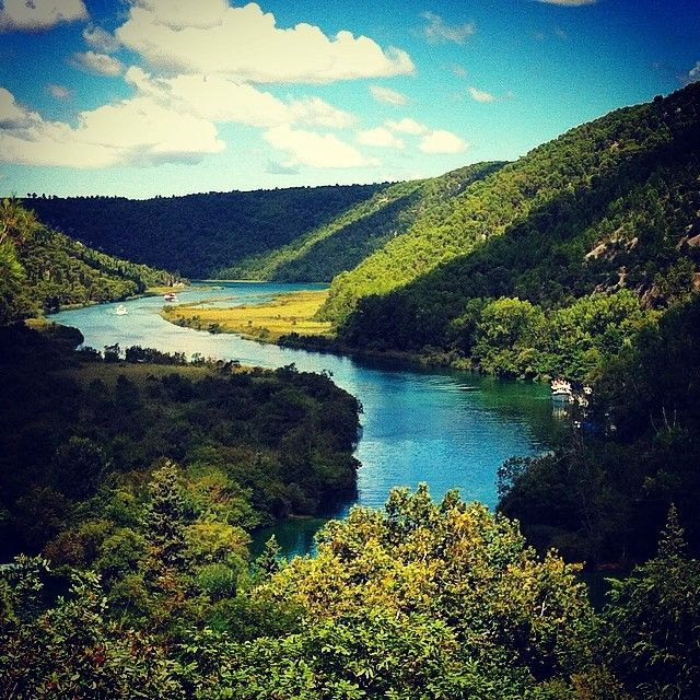 Krka, Croatia  https://instagram.com/tamasskafar/