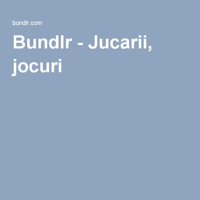 Bundlr - Jucarii, jocuri
