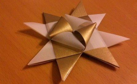 Fröbelstern ist nicht gleich Fröbelstern « Sterne basteln ganz einfach.