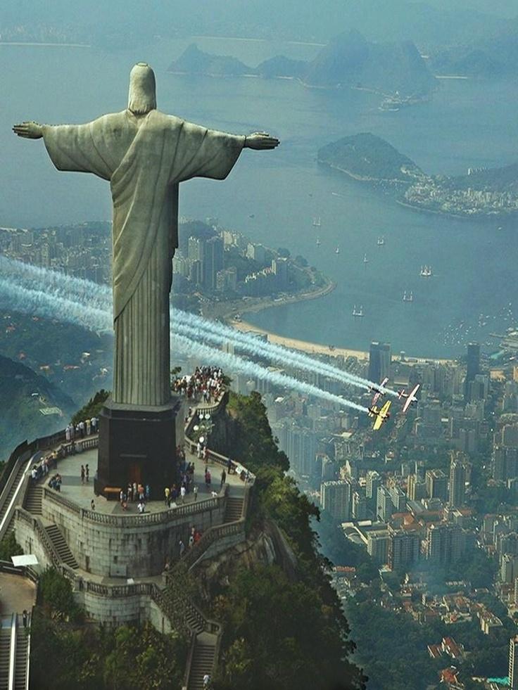 I love Brazil, Amazing City