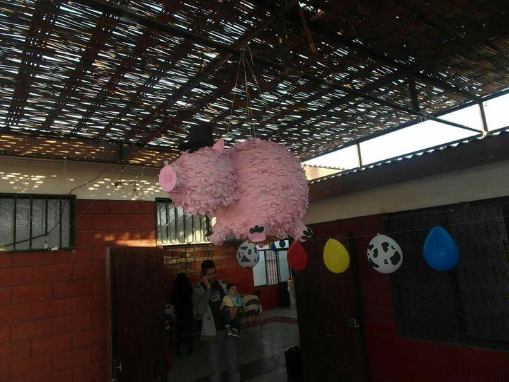 Piñata del Doctor Tocino