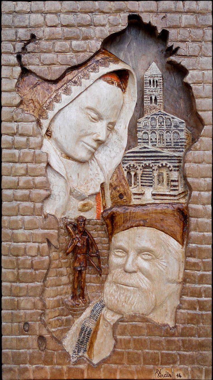 Scultura in legno:Tradizione e storia (2014)