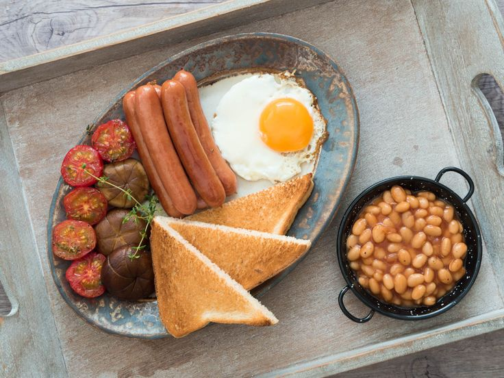 Jan's English breakfast | Oh My Chef