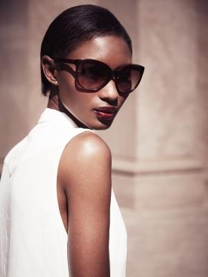 #R29lovesDita   <3 Dita Sunglasses - Fever Red