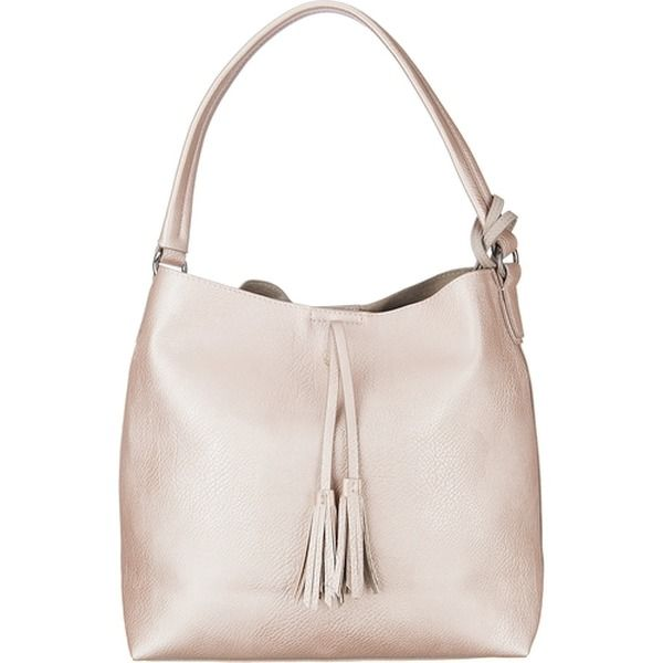 TOM TAILOR Kiley Shopper pink