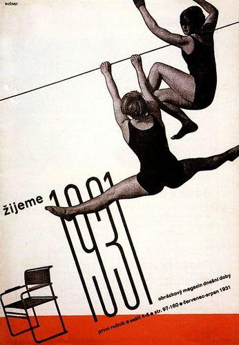 Cover design by Ladislav Sutnar 1 9 3 1.