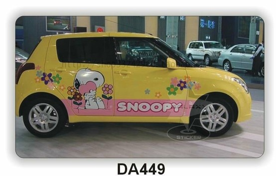 Snoopy Decorated Car. Where can I get one?