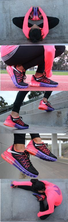 @FitAndyy hits the streets in the Nike Air Max 2015