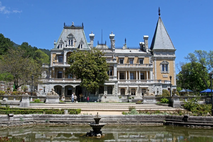 Masandra Palace, Krime