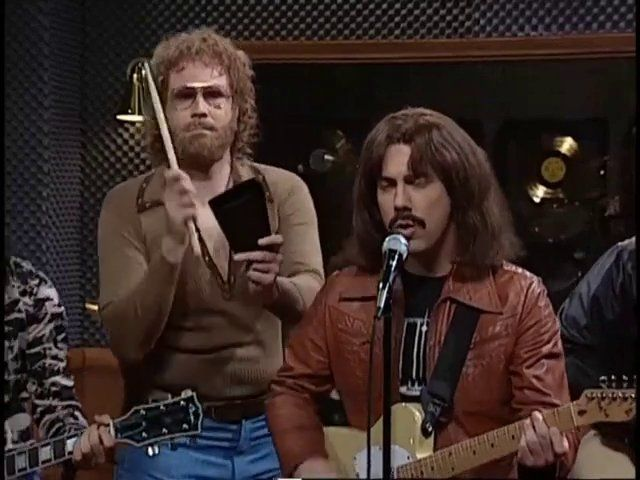 "My favorite SNL Skit in HD feat Will Ferral and Christopher Walken. ""I've got a fever and the only prescription is more cowbell."" - Walken     This a NBC /Universal production."
