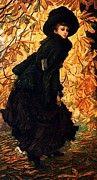 "New artwork for sale! - "" October by James Jacques Joseph Tissot "" - http://ift.tt/2peS1TC"