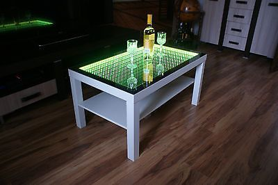 1000 Ideas About Infinity Mirror Table On Pinterest Infinity Mirror Infinity Table And Led