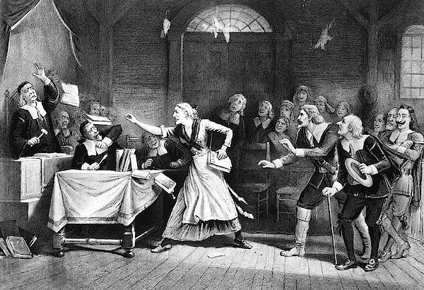 Salem Witch Trial 1692 By Granger In 2021 History College Essay On Trials