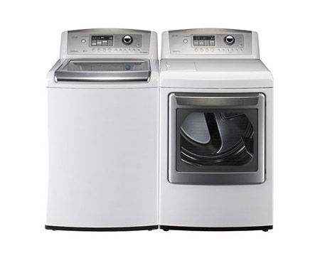 LG WT5101HW: 4.5 cu.ft. Ultra-Large High Efficiency Top Load Washer | LG USA