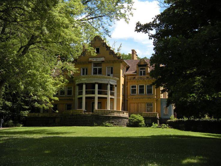 Huidekoper House Meadville Pa