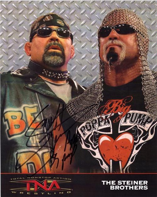 Rick and Scott Steiner   Wrestling: Old School   Pinterest