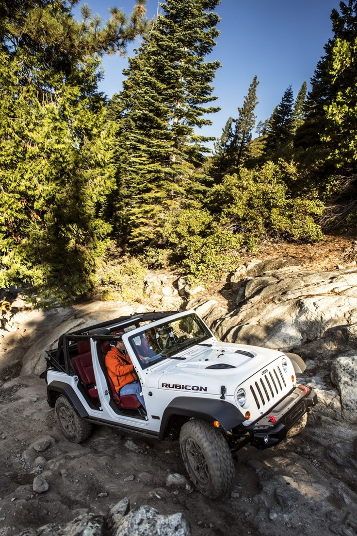 2013 Jeep Wrangler Rubicon 10th Anniversary Edition, According to Jeep the toughest yet.