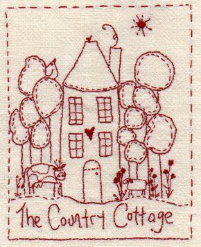 www.theodoracleave.com Stitchery designed by Barb  Smith avail 2016..see Clara cow she is a button now too
