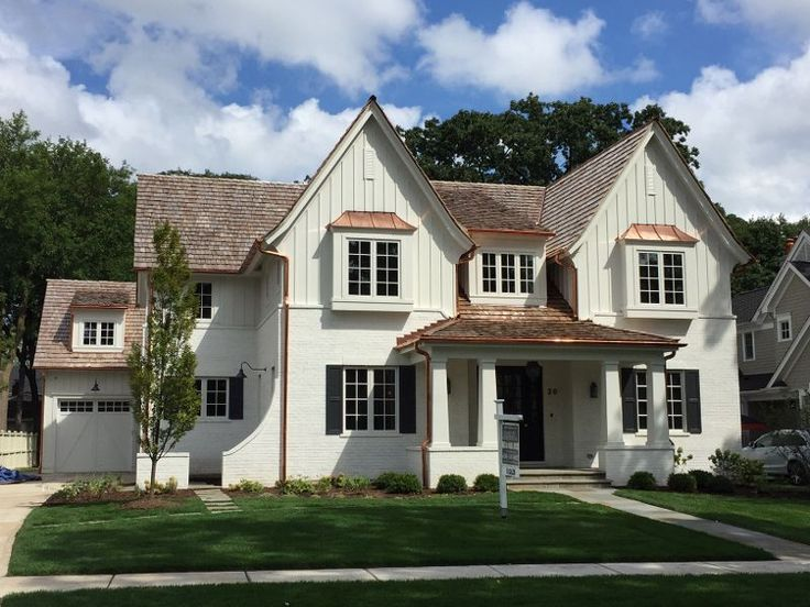 Best 25 White Brick Houses Ideas On Pinterest House