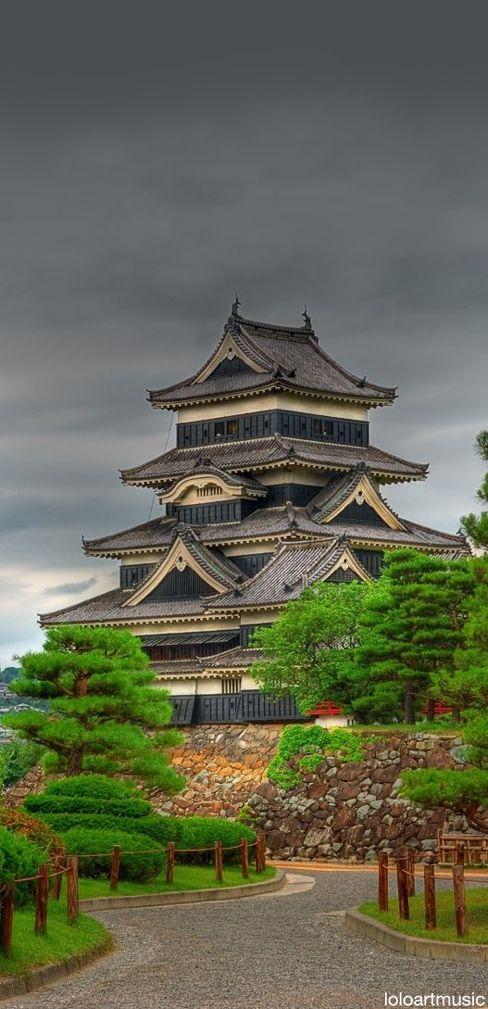 O emblemático Castelo de Matsumoto. Conheça sua história e importância para a cultura do Japão....                                                                                                                                                      Mais