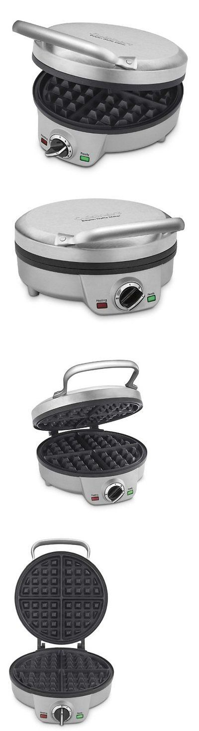 Waffle Makers 168763: Cuisinart Waf-200 4-Slice Belgian Waffle Maker Commercial Cooking Equipment -> BUY IT NOW ONLY: $58.49 on eBay!