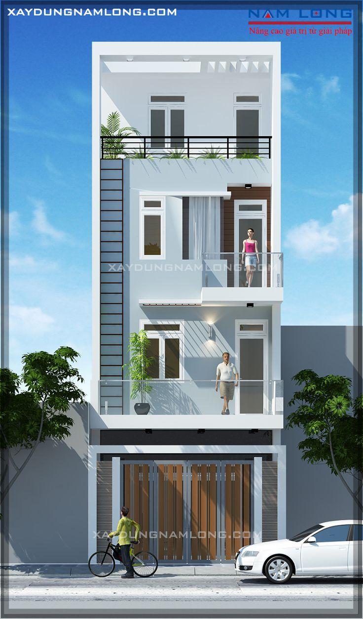 thiết kế nhà đẹp - anh Trung quận 12