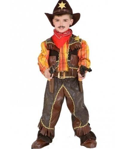 Кавбойский костюм мальчика