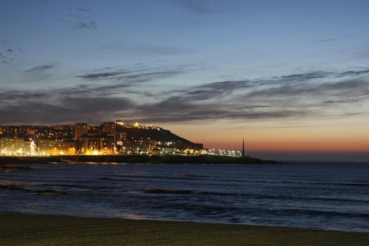 Coruña, ciudad increíble