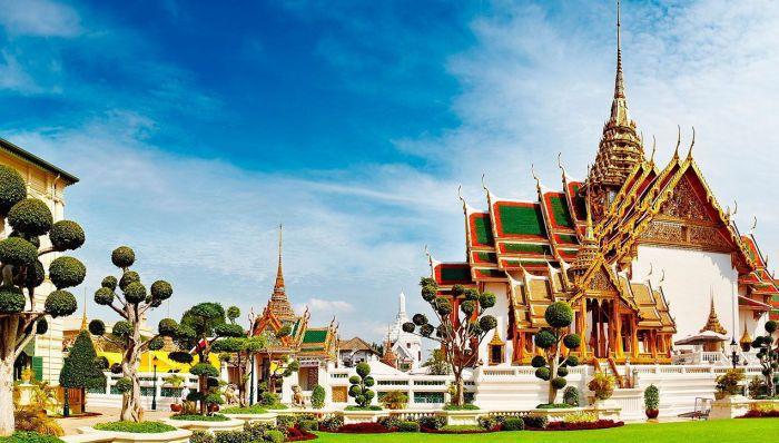 Самые популярные города мира Бангкок