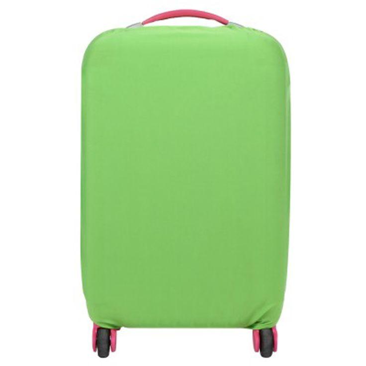 Sólido elástico Bolsa de Almacenamiento Organizador Caja A Prueba de polvo Cubierta Protectora para el Equipaje Maleta de Viaje Accesorios Suministros Al Por Mayor A Granel