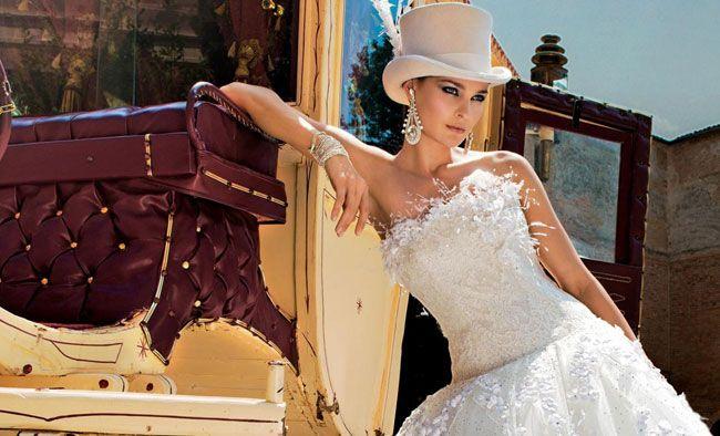 Amelia Casablanca collezione abiti da sposa 2015