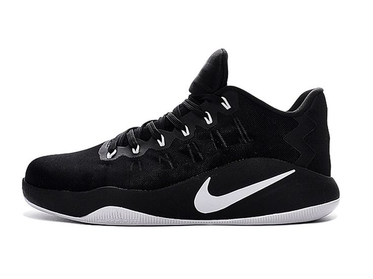 Nike Hyperdunk 2016 Low Chaussures Nike Basketball Pas Cher Pour Homme Noir