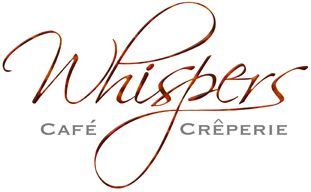 Whispers Cafe and Creperie in Belmont (similar to crepevine)