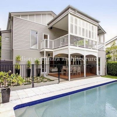 Home Renovation – Queenslander in Hawthorne