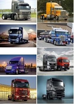 Monster Trucks 2012 Wallpaper Set