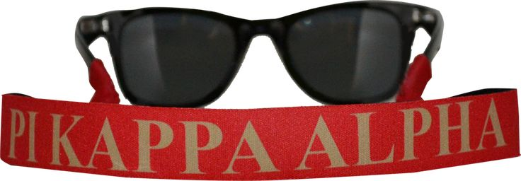 Pi Kappa Alpha PIKE Fraternity Sunglass Staps - Brothers and Sisters' Greek Store