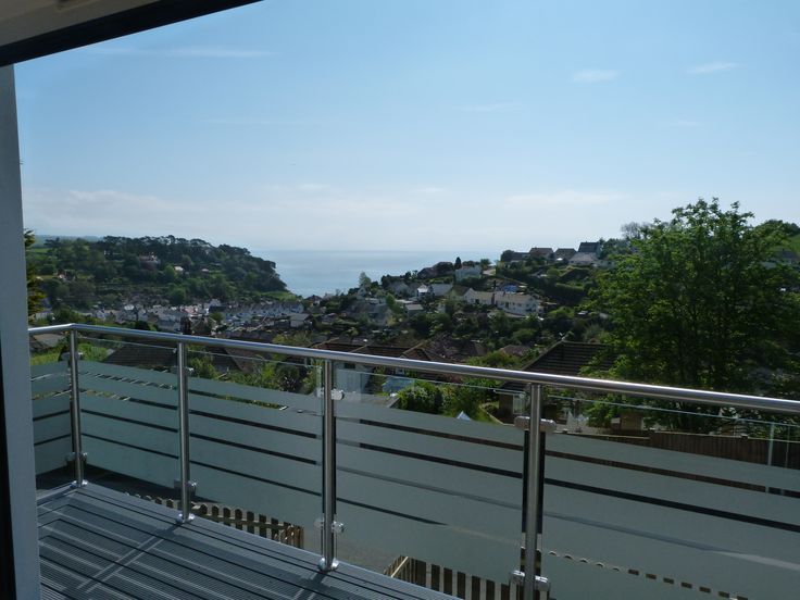 Stunning View from one of our newest properties- Portland Heights in Beer, Devon.