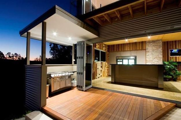 Outdoor Kitchen Design Ideas - Get Inspired by photos of Outdoor Kitchen Designs from Beau Corp Aquatics & Construction - Australia | hipages.com.au
