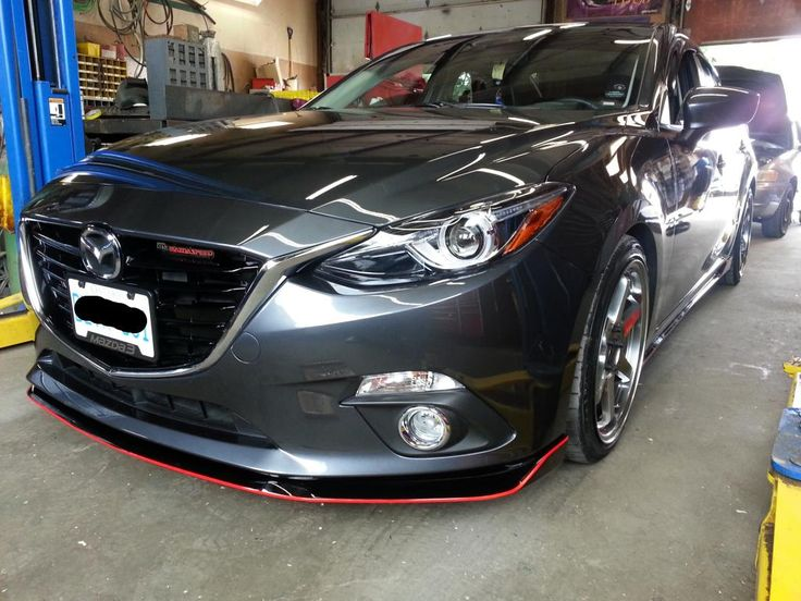 Body kits aero kits body accessories list as seen on for Mazdaspeed 6 exterior mods