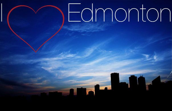 Sometimes, especially in Winter, it seems like Edmonton doesn't get the love that it deserves...we're here to change that.   http://www.iheartedmonton.org/