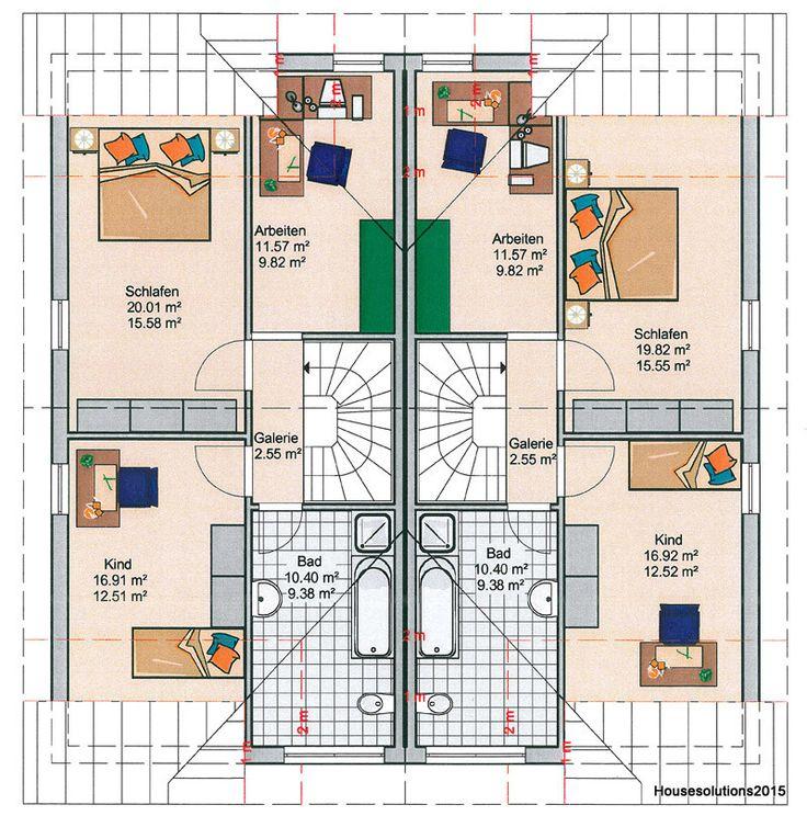 Grundrisse, Kreuzworträtsel, Grundrisse, Puzzle, Gehäuse, Housing