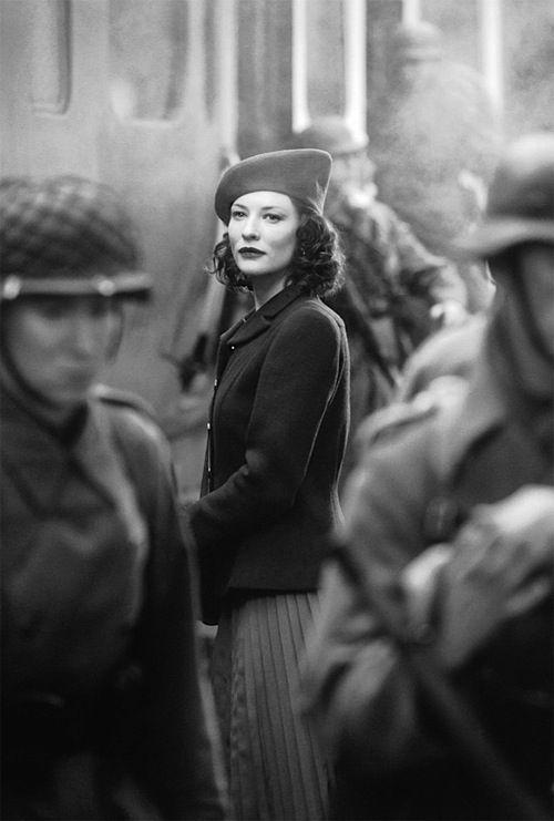 Cate Blanchett in Charlotte Gray (2001)