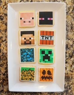 21 best Minecraft party 2014 images on Pinterest   Minecraft party ...