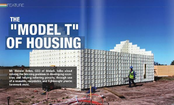How to build a house? #moladi