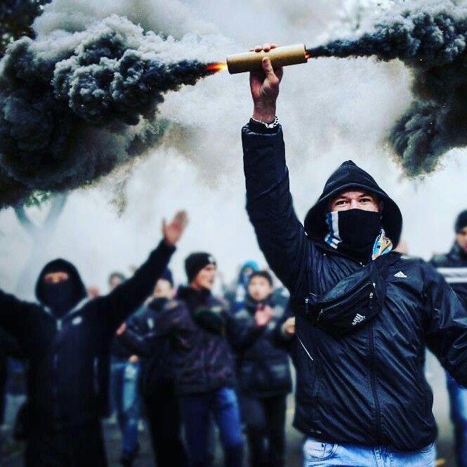 No Pyro, No Party. Soccer Ultras.